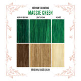Herman's Amazing Maggie Dark Green