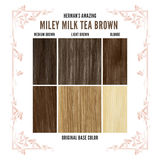 Herman's Amazing Miley Milk Tea Brown